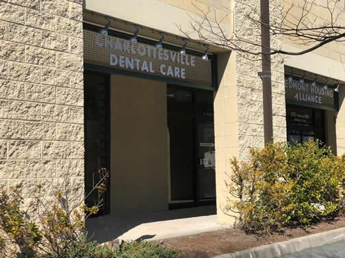 charllotteville dental office
